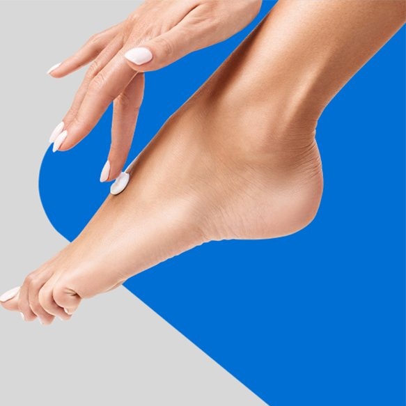 Footcare Products Acces Pharma Chez Walmart